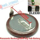 Panasonic VL2330 Car Key Battery For Land Rover™ and Range Rover™ keys 3V 50mAh