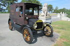 1915 Ford Model T  Baltimore Maryland Oyster Panel Truck 1915 Ford T Original untouched Wood Body