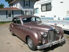 1957 Jaguar Mark 8  1957 Jaguar Mark VIII - all original except engine