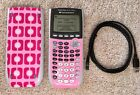 Texas Instruments TI-84 Plus Silver Edition Graphing Calculator PINK!!!