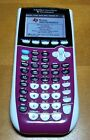 TEXAS INSTRUMENTS TI-84 PLUS C SILVER EDITION GRAPHING CALCULATOR PLUM PURPLE