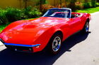 1968 Chevrolet Corvette 427/435 HP Numbers Matching Rotisserie Restoration 1968 Chevrolet Corvette 427/435 HP Matching Numbers Documented