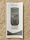 Texas Instruments TI-89 Titanium Calculator Instruction Manual ONLY