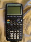 Texas Instruments TI-83 Plus Graphing Calculator and Manual