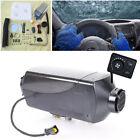 Parking 5KW 12V Air Diesel Heater Kit For Car Truck Motor home Bus Space Heating