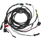 Ford Mustang Firewall To Headlight Wiring - All Cars With Warning Lights