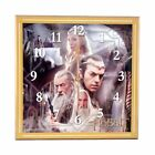 Westland Giftware MDF Wood Wall Clock, 12-Inch, Lord of The Rings The White C...