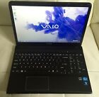 "15.6"" Sony Laptop 2.40GHz core i3 4GB 500 GB Windows 7 Microsoft Office 2013"