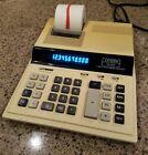 Citizen CX-220 Printing Calculator Electronics Lot Paper Roll Rare Vintage 200