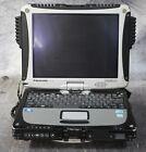 "Panasonic Toughbook CF-19AHUAG1M 10.5"" i5-2520M 2.50GHz 4GB RAM NO HDD"
