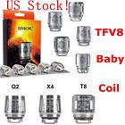 Original SMOK TFV8 Baby / Big Baby Beast Coils V8 - Q2 M2 X4 T6 T8 Lot 3 / 5 PCS