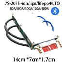 1S~4S 3.7V~12V Battery Capacity Indicator Charge Power Level Tester Voltmeter
