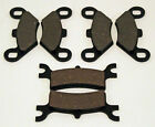 2006 Polaris 800 Sportsman 4X4 Front & Rear Brakes Brake Pads