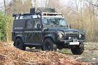1900 Land Rover Defender  Land rover Defender 110 1997