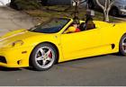 2001 Ferrari 360 Modena 2001 Ferrari 360, Yellow with 27654 Miles available now!