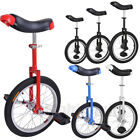 """16"""" 18"""" 20"""" Wheel Unicycle Balance Bike Sports Fitness Scooter for Kids Adult"""