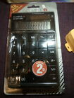 New : Olympia SD-8412BK 12 digit  solar calculator
