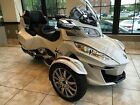 2017 Can-Am SPYDER RT  2017 CAN AM SPYDER RT LIMITED - SE6 - PEARL WHITE - BRAND NEW!