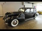 1939 Cadillac Fleetwood Formal 1939 Cadillac Fleetwood 75 Formal limo