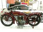 1920 Indian Scout  1920 Indian Scout