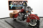 Indian Chief Vintage -- Dream Machines of Texas 2016 Indian Motorcycle Chief Vintage   20584 Miles Red
