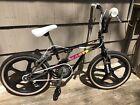 1989 Haro Team Master Survivor Bashguard BMX Freestyle Old School Bike
