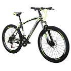 Mountain Bike 21 Speed MTB Bicycle 26 Inch Wheels MTB Bicycle  Suspension Fork
