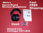 Used White's Wireless Headphones for your Metal Detector  Fast FREE Shipping