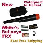 NEW White's Bullseye TRX PINPOINTER  Metal Detector   Free Shipping
