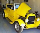 1929 Ford Model A  1929 Ford Model A