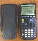 Texas Instruments TI-83 Plus Graphing Calculator with cover Used Tested Working