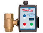 "WaterCop Z-Wave Heavy Duty Leak Prevention Kit (Actuator + 3/4"" Shut-off Valve)"