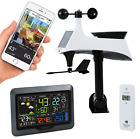 La Crosse Professional Remote Monitoring Color Weather Station-S84060-WiFi-NIB