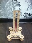 Analog IN-13 bargraph Nixie tube thermometer USSR tube. Steampunk. Vintage.
