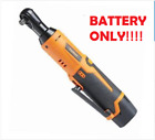 """spare 12v lithium-ion battery for the  3/8"""" and 1/4"""" cordless electric ratchet"""