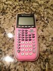 TI-84 Plus Pink Graphing Calculator from Texas Instruments