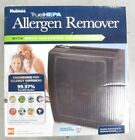 Holmes Allergen Remover Console Air Purifier for Medium Rooms HAP9726B-NU-1