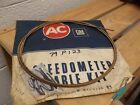 1979 CHEVROLET GMC P SERIES STEP VAN NOS AC DELCO SPEEDOMETER CABLE KIT  99.8'