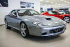 2004 Ferrari 575 DAYTONA SEATS FERRARI 575 M 2ND OWNER DOCUMENTED SERVICE HISTORY