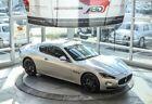 Gran Turismo S Automatic 2010 Maserati GranTurismo S Automatic Grigio Alfieri