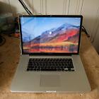 MacBook Pro (17-inch, Mid 2010)/Core i7 2.66GHZ/8GB/1TB SSD - MC665LL/A
