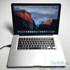 "Apple 2012 MacBook Pro 15"" 2.7GHz I7 256GB SSD 8GB MD104LL/A-BTO + C Grade"