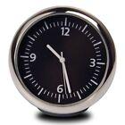 Car Dashboard Mini Quartz Watch Pointer Digital Luminous Time Clock Tools MA