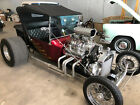 1923 Ford Model T  Chromed out, Souped Up, T-Bucket!!!