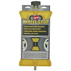 professional Wheel Stop Large Parts Accessories RV Trailer Exterior chock lock