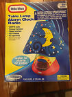 2004 Little Tikes Table Lamp Digital Alarm AM/FM Clock Radio Brand New in Box
