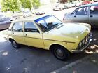 1976 Fiat 132 GLS  FIAT 132 GLS, 1800cc, one owner original paint and condition, NO RESERVE!