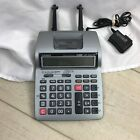 Casio HR-100TM Printing Calculator 12 digit tax and Exchange tested and works