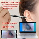 3 in 1 USB Ear Cleaning Endoscope Camera 1.0 Mega Pixel for Android Phones PC FK