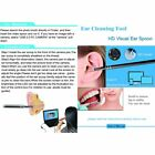 1MP HD Visual Ear Spoon USB Ear Cleaning Endoscope Universal for PC Smartphone F